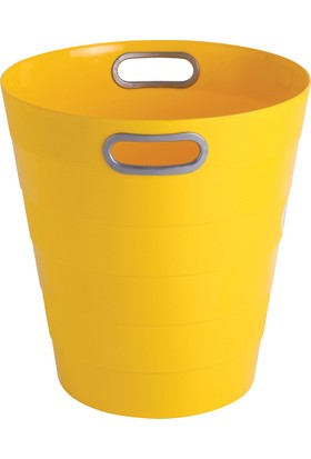 Ark Çöp Kovası Sarı 285 Mm X 300 Mm