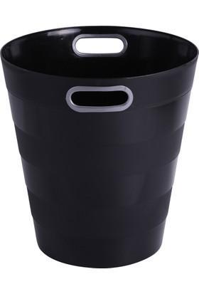 Ark Çöp Kovası Siyah 285 Mm X 300 Mm
