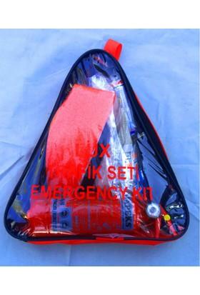 Lüks Trafik Seti Emergency Kıt (Ücretsiz Kargo)