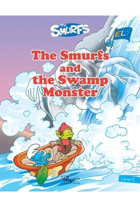 Şirinler The Smurfs And The Swamp Monster Sb+Wb