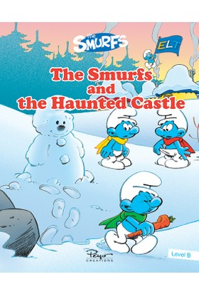 Şirinler The Smurfs And The Haunted Castle Sb+Wb