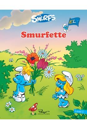 Şirinler Smurfette Sb+Wb