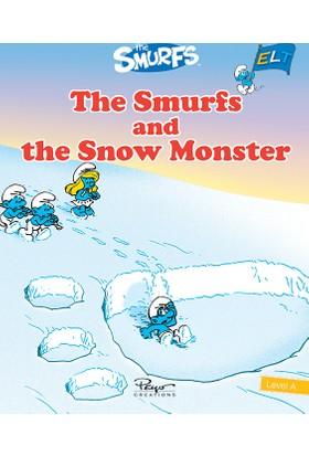 Şirinler The Smurfs And The Snow Monster Sb+Wb