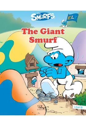 Şirinler The Gıant Smurf Sb+Wb