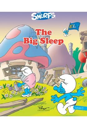 Şirinler The Bıg Sleep Sb+Wb