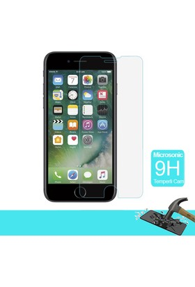 Microsonic İphone 7 Temperli Cam Ekran Koruyucu Film