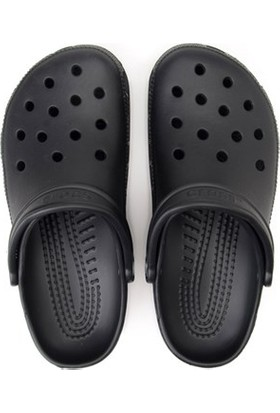 Crocs Siyah Terlik Classic P022541