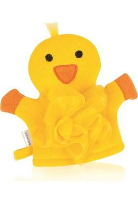 Bebedor 582 Lifli Bebek Banyo Kuklası Sarı Civciv