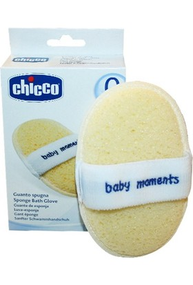 Chicco 5922 Sünger Bebek Banyo Eldiveni