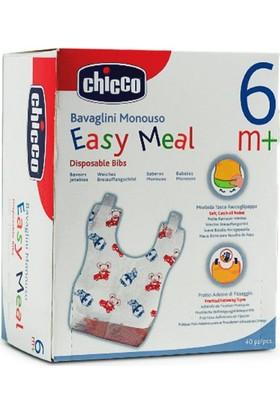 Chicco Kullan At Kağıt Önlük