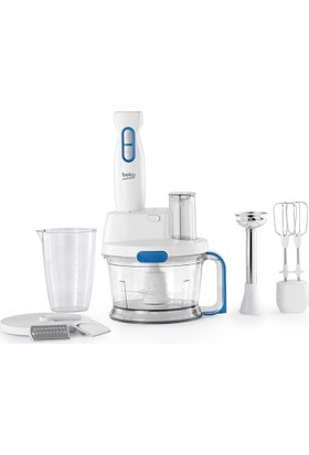 Beko Bkk 2167 Rendeli El Blender Set