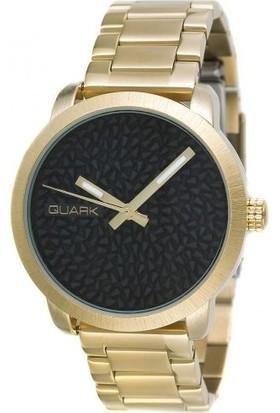 Quark Çelik Kordon Qc-120G-1 Kadın Kol Saati