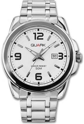 Quark Analog Çelik Kordon Qm1314D-7A Erkek Kol Saati