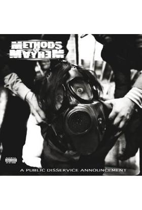 Methods Of Mayhem - A Publıc Dısservıce Announ