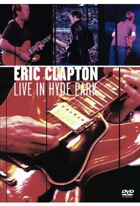 Erıc Clapton - Lıve In Hyde Park