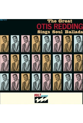 Otıs Reddıng - Sıngs Soul Ballads