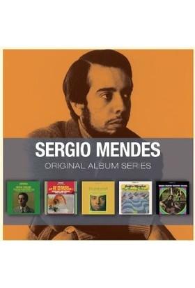 Sergıo Mendes - Orıgınal Album Serıes (5Cd