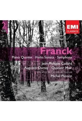 Plasson - Collard - Dumay - Franck - Symphony / Pıano