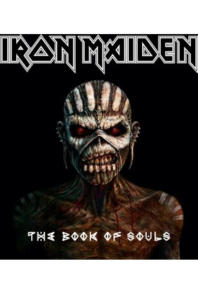 Iron Maıden - The Book Of Souls