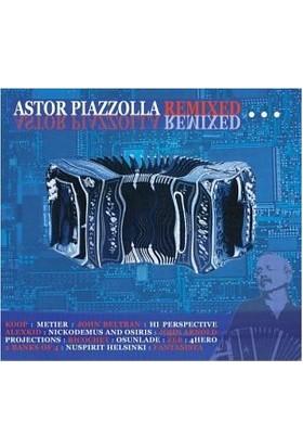 Astor Pıazzolla - Pıazzolla Remıxed