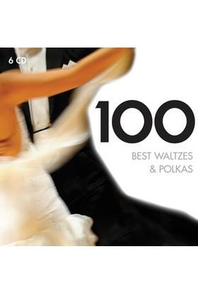 Varıous Artısts '6 Cd' - Best 100 Waltzes & Polkas
