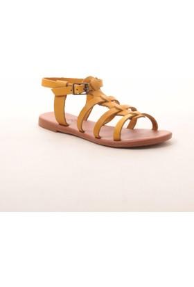 Gio&Mi Hs-28 Sarı Sandalet