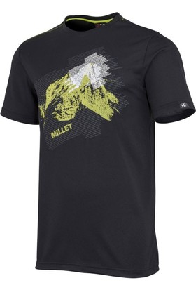 Millet Base Camp Erkek T-Shirt
