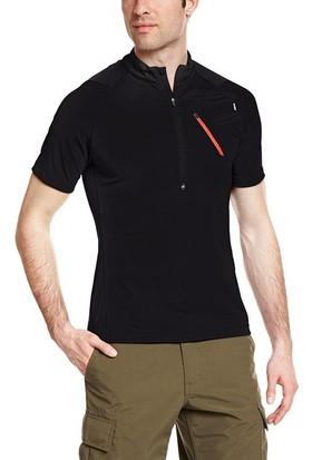 Millet Red Needless Zip Erkek T-Shirt