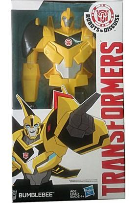 Zuzimo Zuzimo Lisanslı Transformers 30 CM Optimus Bumblebee