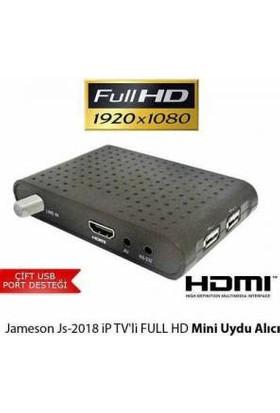 Iptv Li Mini Hdmi Uydu Alıcı Jameson Js2018