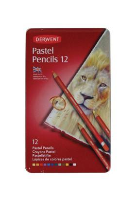 Derwent Pastel Pencil 12'li (32991)