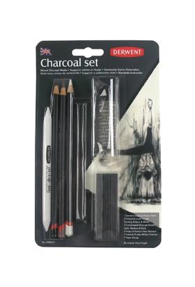 Derwent Charcoal Füzen Set 10'Lu