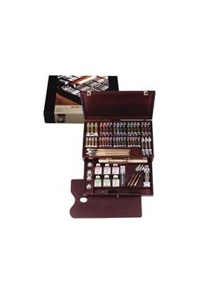 Talens Rembrandt Yağlı Boya Takımı Box Excellent (Ahşap Kutu) Rt1840001