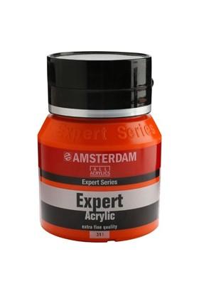 Talens Amsterdam Expert Akrilik Boya 400Ml. Vermılıon Rt19743110