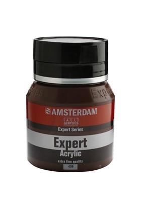 Talens Amsterdam Expert Akrilik Boya 400Ml. Burnt Umber Rt19744090