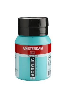 Talens Amsterdam Standard Akrilik Boya 500Ml. Turquıse Grn. Rt17726612