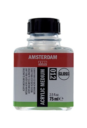 Talens Amsterdam Acrylic Medium Gloss (75Ml. ) Rt24283012
