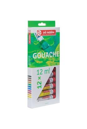 Talens Artcreation Gouache 12 Renk Guaj Boya