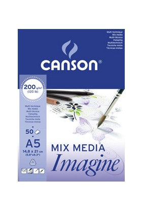 Canson Resim K. A4 İmagine 200 Gr 50 Yp 6008
