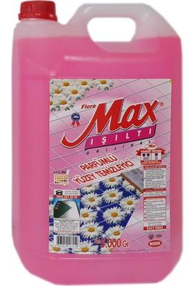 Bodex / Flore Max Işıltı Parfümlü Yüzey Temizleyici 5000Gr