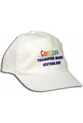 Bk Sublimasyon Şapka ( beyaz )