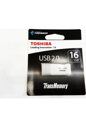 Toshiba Toshiba 16Gb Usb Flash Bellek