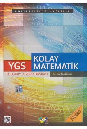 Fdd Yayınları Ygs Kolay Matematik İpuçlarıyla Soru Bankası - Seyithan Halef Berent