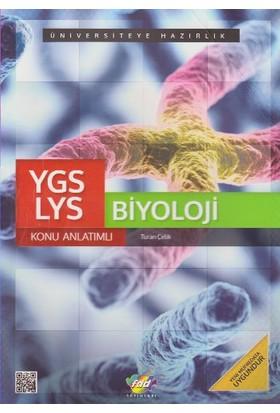Fdd Yayınları Ygs-Lys Biyoloji Konu Anlatımlı - Turan Çelik
