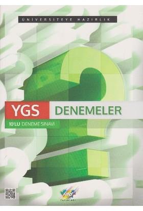 Fdd Yayınları Ygs Denemeleri - 10'Lu Fasikül