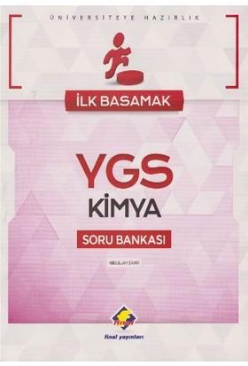 Final Yayınları Ygs İlk Basamak Kimya Soru Bankası - Abdullah Sivari