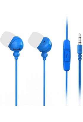 Maxell Plug2 Kulak İçi Tek Jaklı Mikrofonlu