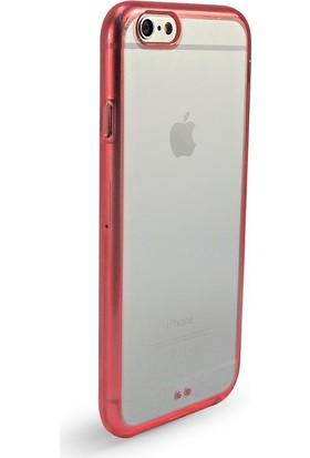 Aprolink Iphone 6 Yumusak Kenarli Sert Kilif Siyah