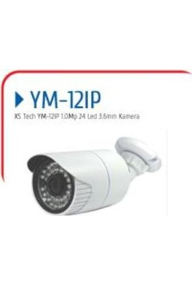 X5 Tech Ym-12Ip 1.0Mp 24 Led 3.6Mm Ip Kamera
