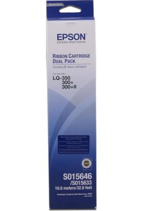Epson S015646 Lq-300, Lq-350 (7753) 2Li Pk Şerit